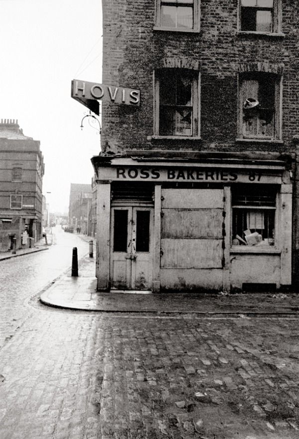 A Nation Of Shopkeepers by John Claridge | Spitalfields Life