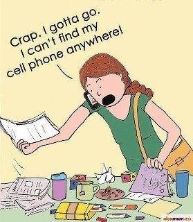 Haha!! I know too well ....