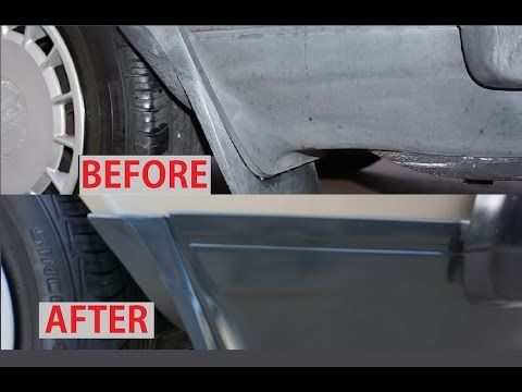 faded cartrim restore molding diy fix rubber plastic howto video this is a quick how to. Black Bedroom Furniture Sets. Home Design Ideas