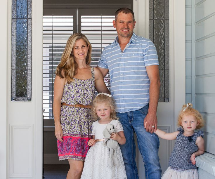 This sprawling, single-storey new-build in Tauranga is anything but one-dimensional. Quality materials, heritage bones and personality-plus make this a stand-out family home At a glance Who lives here? Sara Stewart (full-time mum and part-time accountant), Glen Stewart (engineer and business owner), Inara, 3, and Amira, 2. Sara's wallpaper tips Search out a good interior decorator …