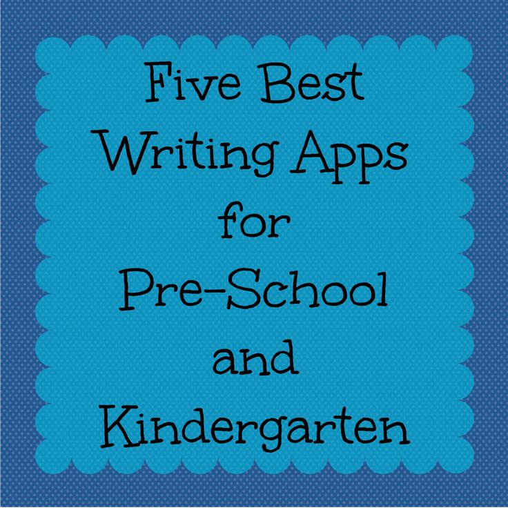 5 Teacher-Approved Apps to Boost Kindergarten Skills