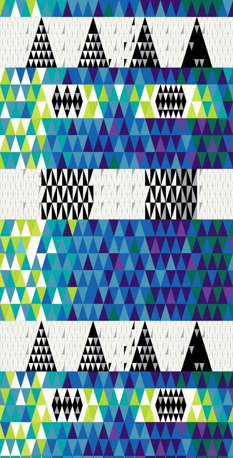 Boråstapeter, Scandinavian Designers -mallisto, malli 2762, kaksi värivaihtoehtoa. Värisilmä, www.varisilma.fi