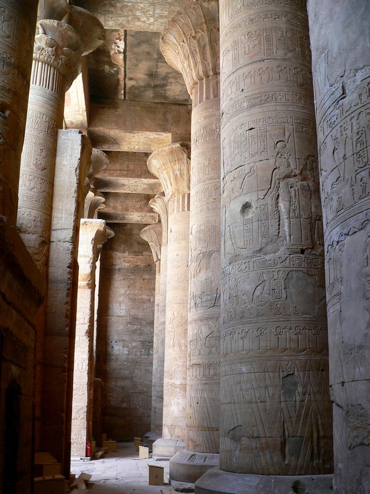 Edfu temploe