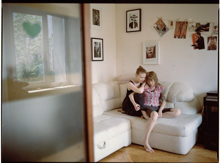 From Russia with Love | Muff Magazine - While we were creating issue one, the increasingly volatile situation for LGBT people in Russia prompted muff's creative director Bukanova to commission a series of portraits and interviews featuring lesbian couples. So photographer Anastasia Ivanova packed her camera and travelled to meet the gay women living under Putin's controversial presidency.