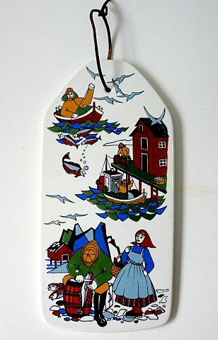 Torskefiske, Figgjo Flint c. 1970
