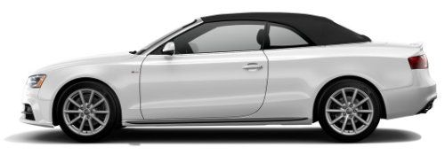 2017 Audi A5 Cabriolet 2-Door 4-Seat Softtop Convertible Priced Under $49,000 - Audi Softtop Convertible Specs: Price, Mileage, Pollution and Crash Test Ratings