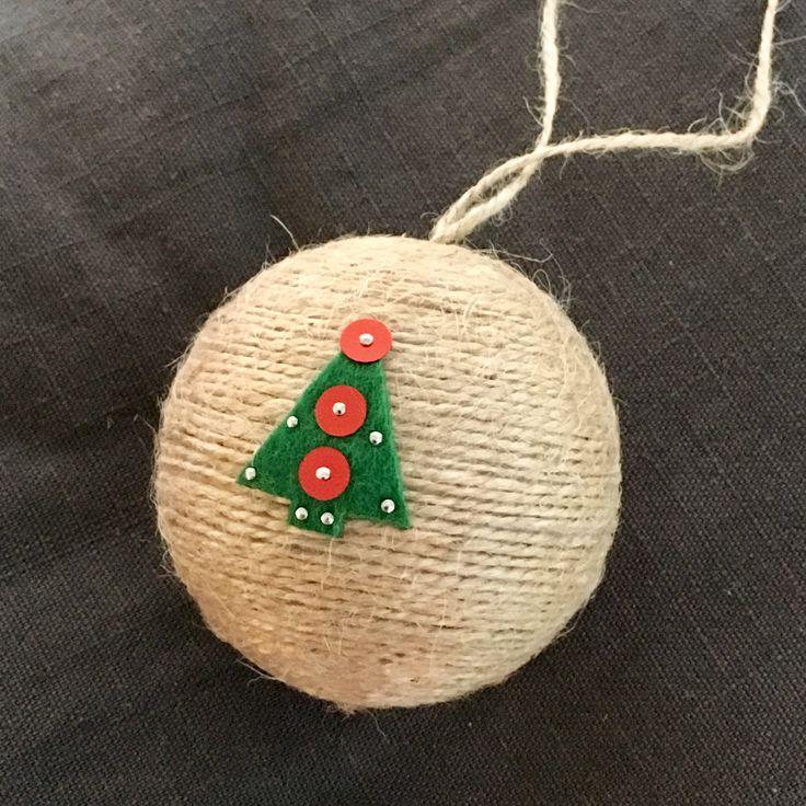 Christmas decoration/ decoration de noël/ DIY
