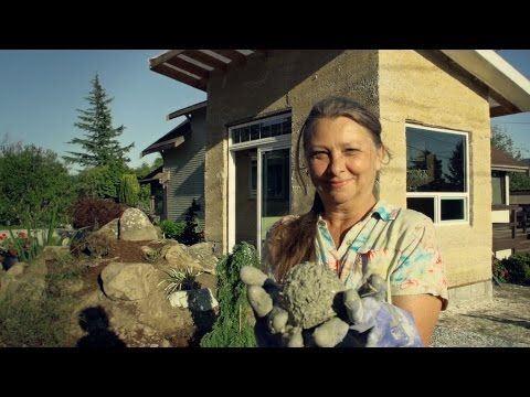 Grandma Builds a Home out of Hemp Stronger than Brick (Time to Legalize it) - TheJointBlog