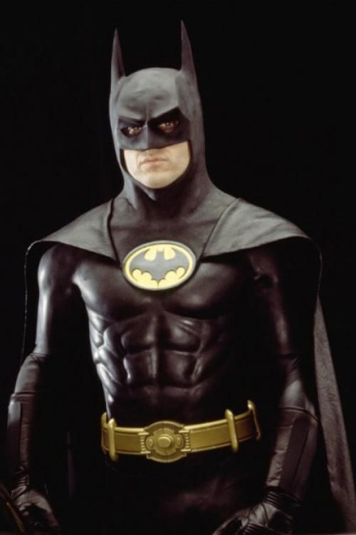 Michael Keaton's Batman. There was a vulnerability to him that I did not see in any other interpretation of Batman.
