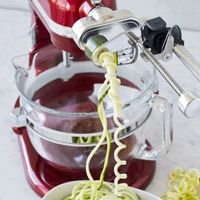 Recipes | Southwestern Zoodle Salad with Chipotle-Lime Dressing. | Sur La Table