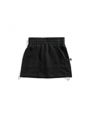Minti | Zippy Skirt - Black