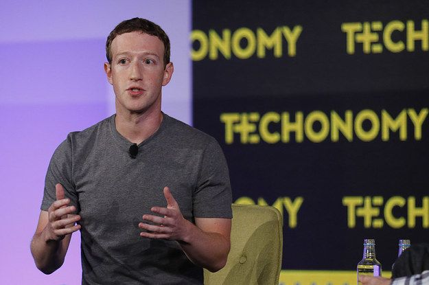 Mark Zuckerberg Says Fake News On Facebook Didn't Change The Election #zuckerberg #facebook #change #election