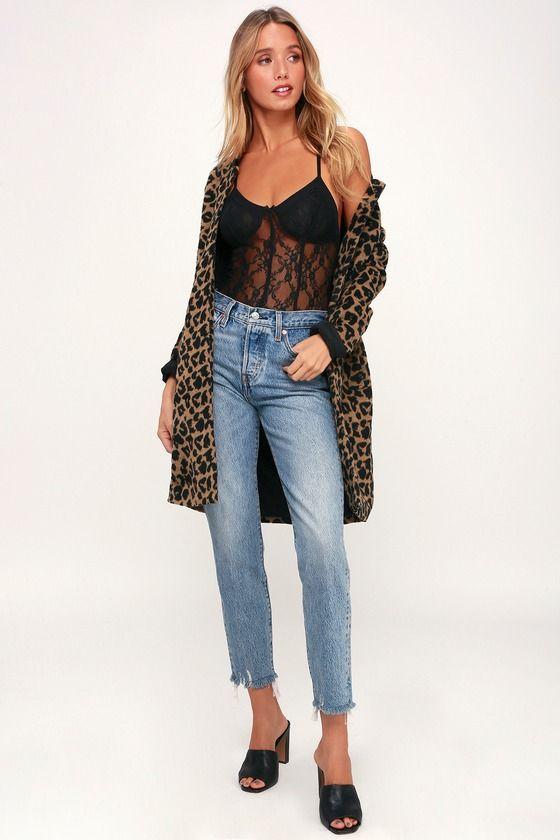 Runaway Black Lace Bodysuit  a16a08db3