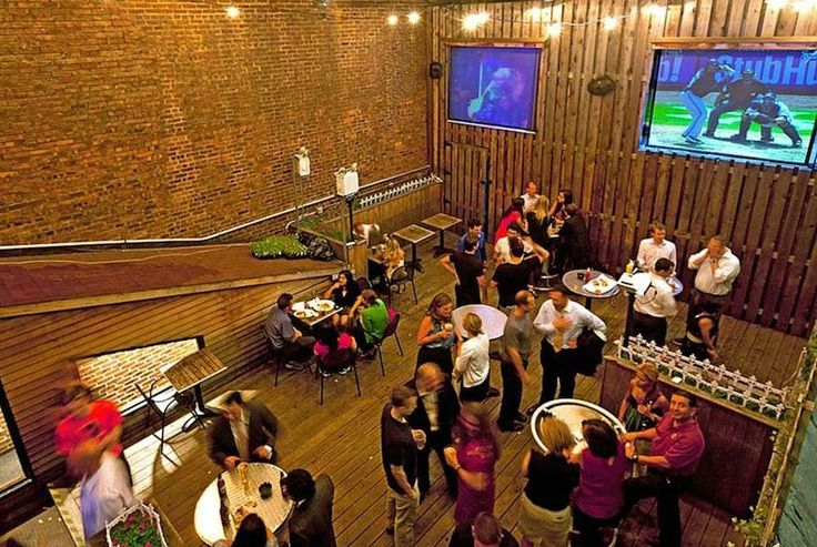 Overlook NYC ‹ Experience the classic American bar in ...
