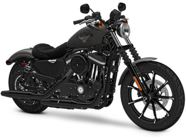 2017 Harley-Davidson Sportster Iron 883 | Motorcyclist
