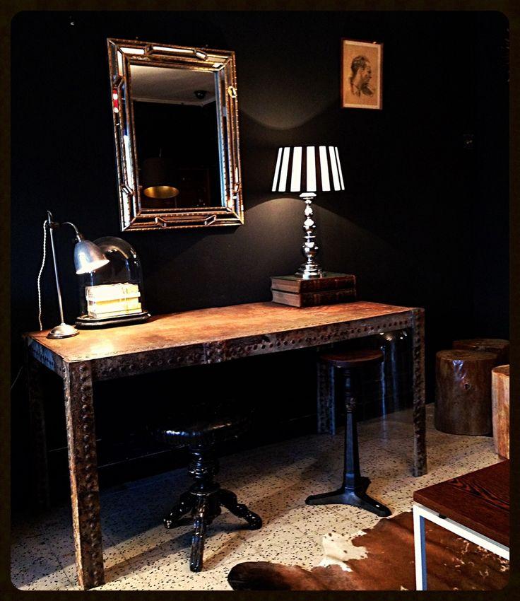 115 best images about antiquit s industrielles on pinterest lille tables and bureau vintage - Meubles industriels lille ...
