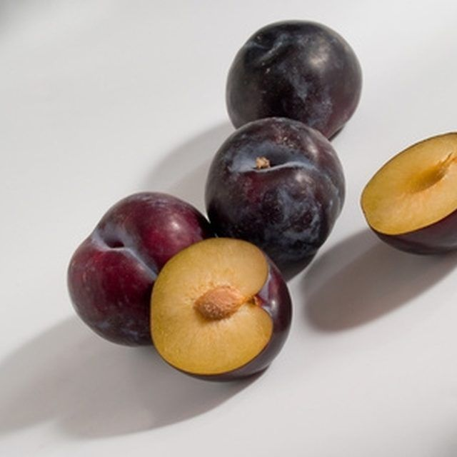 Grow stone fruit from pits.