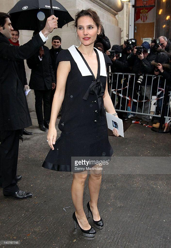 Photo d'actualité : Virginie Ledoyen attends the Chanel Ready-To-Wear...