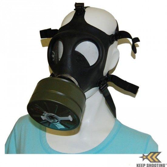 Israeli Child Gas Mask