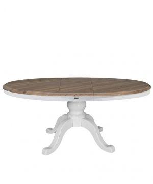 Ronde tafel uitschuifbaar