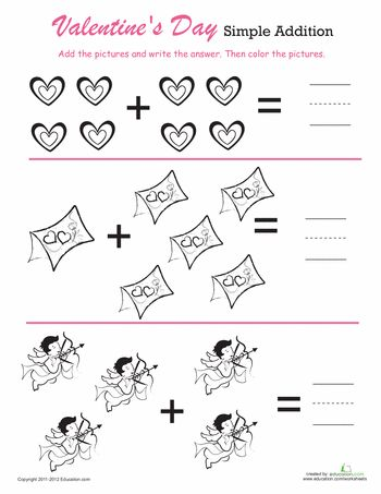 21 best february worksheets images on pinterest valantine day valentine 39 s day and valentines. Black Bedroom Furniture Sets. Home Design Ideas
