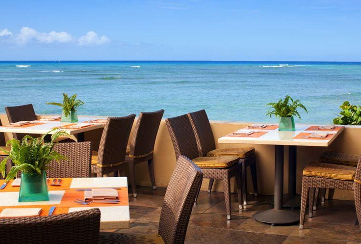 Sheraton Waikiki Hotel - Kai Market