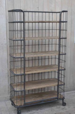 Gateshead Bookcase - Complete Pad ®
