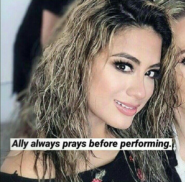 Ally Brooke fact/Fifth Harmony facts