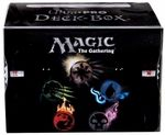 Mana Symbols with Counter Deck Box Manufacturer: Ultra Pro Series: Magic the Gathering 2013 Core Release Date: July 2012 For ages: 4 and up UPC: 074427861384 Details (Description): Holds up to 80 cards. Great storage for your favorite CCG or TCG game.