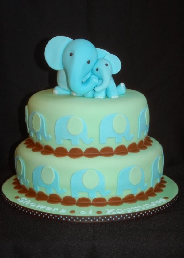 Elephant Cake Designs : 1000+ ideas about Baby Elephant Cake on Pinterest ...