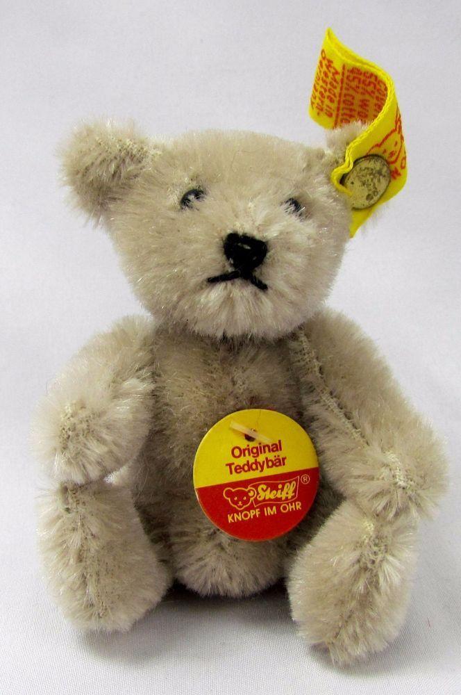 82 best Steiff Teddy Bears & Plushes images on Pinterest | Plüsch ...