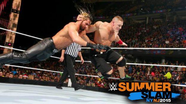 WWE SummerSlam 2015: EN VIVO ONLINE todos los enfrentamientos del evento