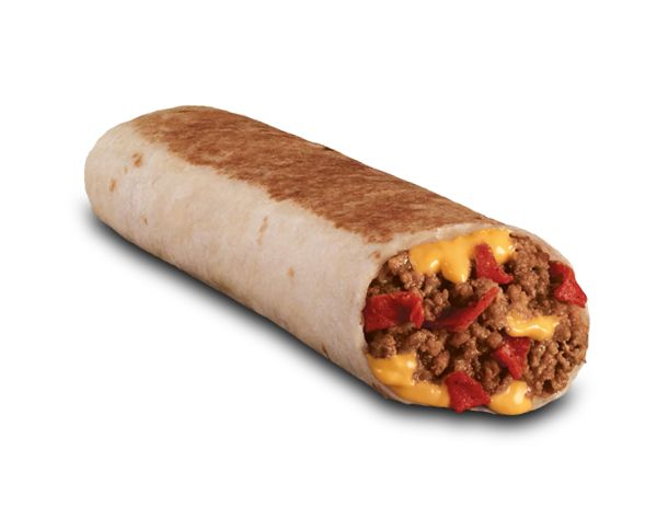 Today I have a secret recipe for Taco Bell's Beefy Nacho Griller. Ground beef is cooked with Taco Bell's signature seasoning and then wrapped up in a flour tortilla along with nacho ch…