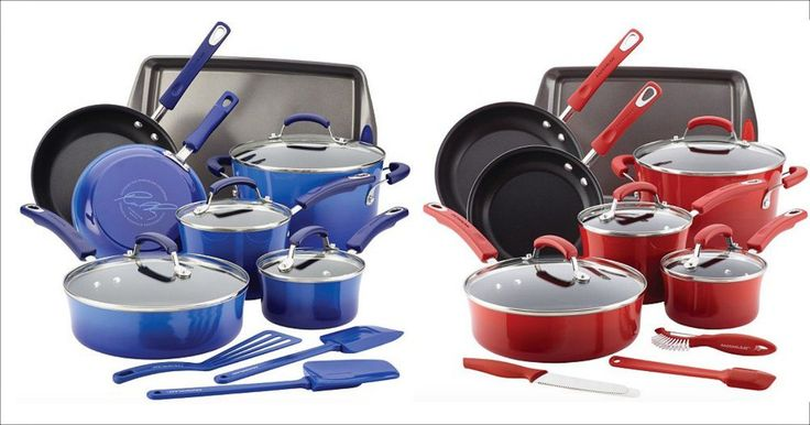HOT DEAL! 14-Piece Rachael Ray Cookware Sets Only $53.28 + Free Shipping! (Was $200.00) - http://yeswecoupon.com/hot-deal-14-piece-rachael-ray-cookware-sets-only-53-28-free-shipping-was-200-00/?Pinterest  #Couponcommunity, #Kohlscash, #Kohlspromocodes, #Kohlsrebates, #Rachaelray, #Rachaelraycookware, #Yes2You