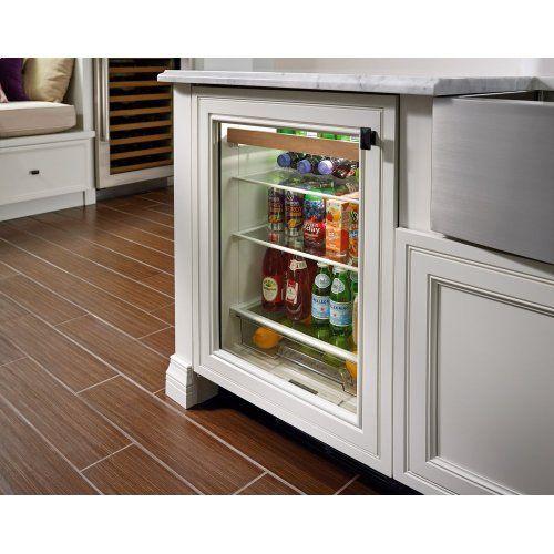 24 Undercounter Beverage Center Panel Ready Kitchen