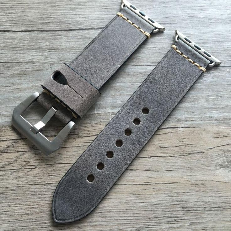 LEATHER APPLE WATCH STRAP NO.1