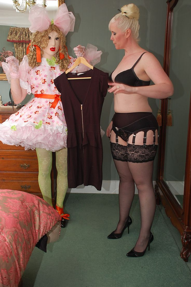 Mistress sissy maid contract