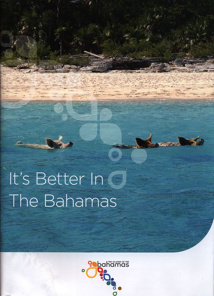https://flic.kr/p/EX3eZW | It's Better In The Bahamas; 2012_1 | tourism travel brochure | by worldtravellib World Travel library