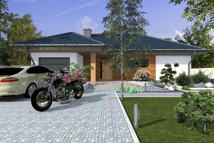 Projekty domów ABCentrum-DOM / Projekt DZ-3-130-P