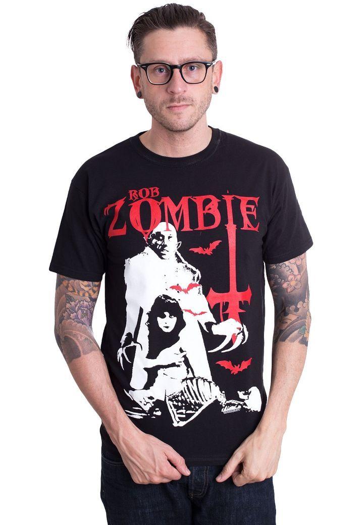 Bestel Rob Zombie - Teeange Nosferatu Pussy - T-Shirt van Rob Zombie voor €18,99 (18-11-2017) bij Impericon Nederland.