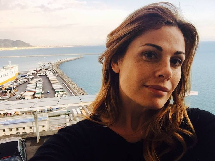 Si, davvero bella Salerno! come la bellissima Vanessa Incontrada, ospite in questi giorni del nostro albergo...