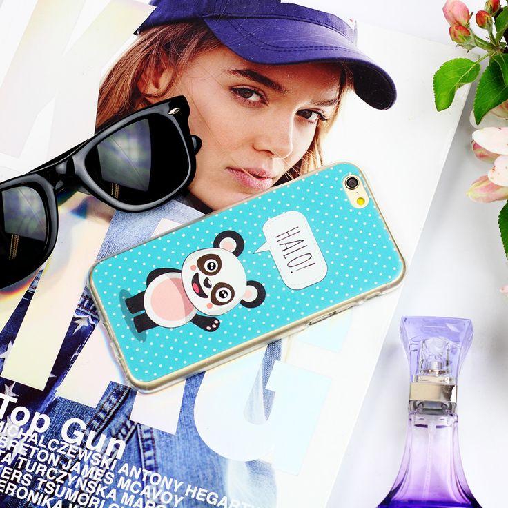 Hello:D Etui z serii Fantastic Case znajdziecie na stronie www.etuo.pl  #case #fantastic #phonecase #panda