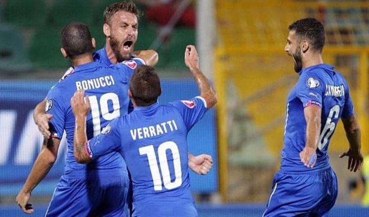 Clasificación Eurocopa 2016: Italia vuelve ganar con lo justo - MARCA.com
