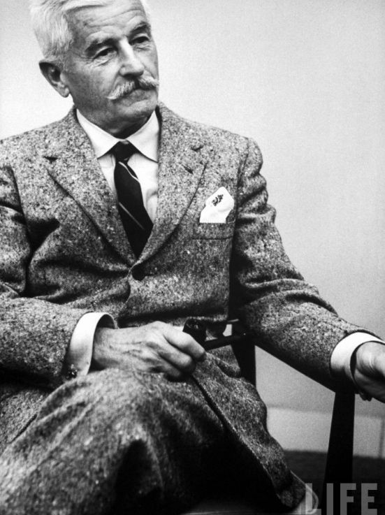 What are the writing styles of william faulkner?