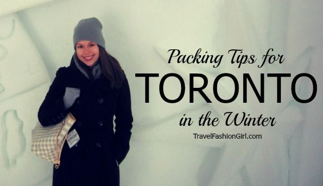 What to Wear in Toronto in Winter