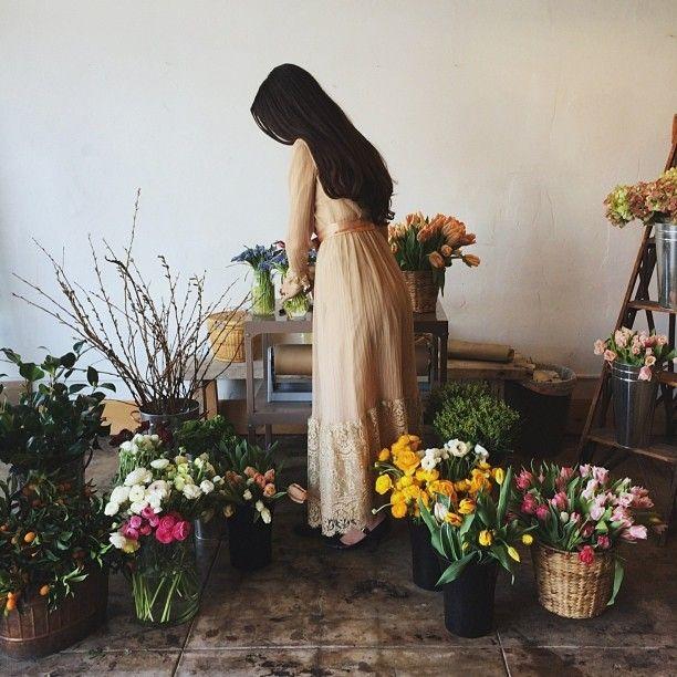 Yasmine Floral Design, Los Angeles
