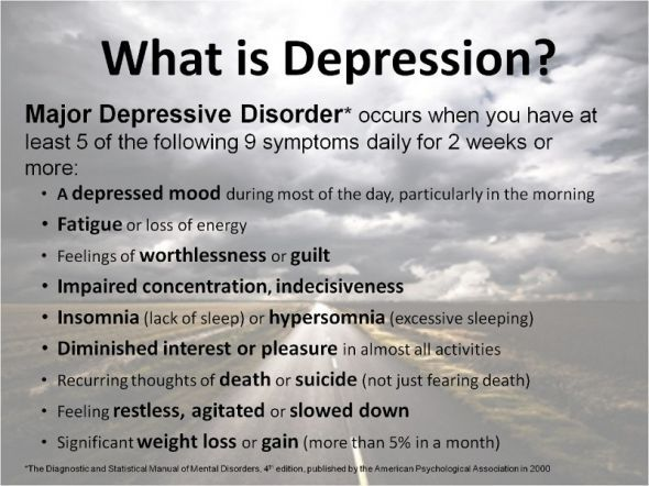 We all have our ups and downs, and sadness is often mistaken as depression