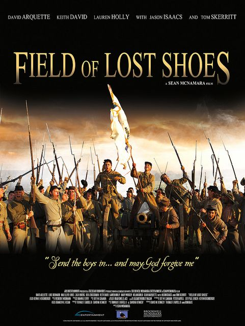 Field of Lost Shoes Poster - GI Film Festival
