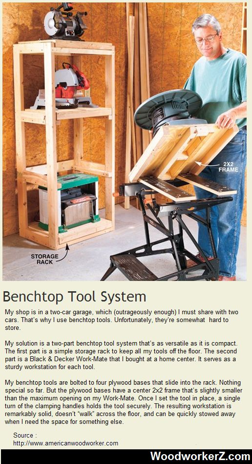 66 Best Images About Workbench On Pinterest Power Tools