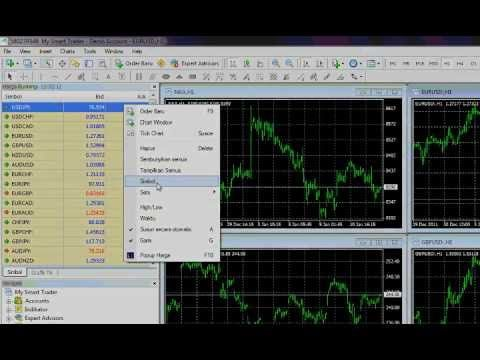 Video tutorial kali ini, kita akan membahas mengenai pengenalan platform trading MySmartfx, apa saja menu yang tersedia, dan juga apa saja fungsi kegunaannya.     Please Visit us : www.portal.mysmartfx.com